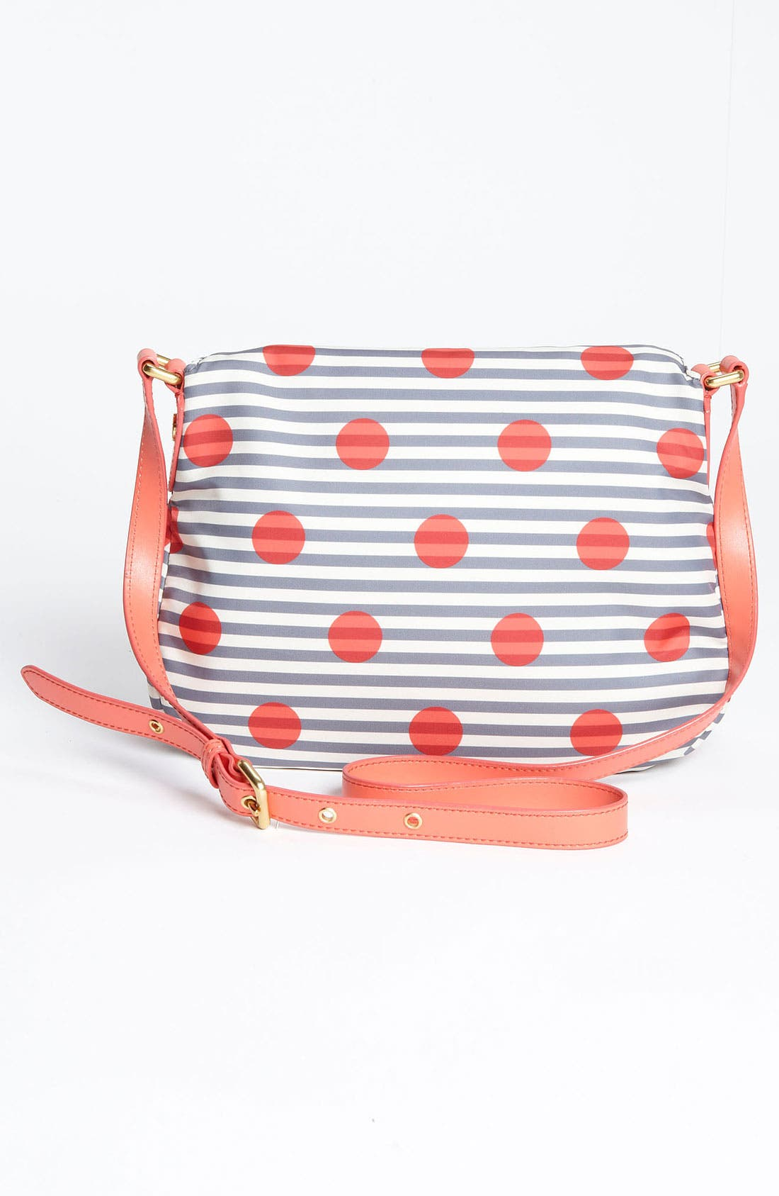 Alternate Image 4  - MARC BY MARC JACOBS 'Preppy Nylon - Natasha' Print Crossbody Bag