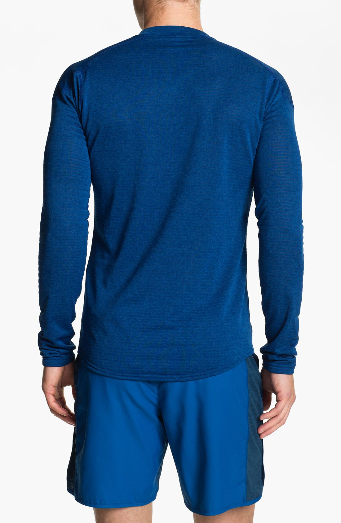 Alternate Image 2  - Patagonia 'Capilene® 4' Expedition Weight Crewneck Top (Online Only)
