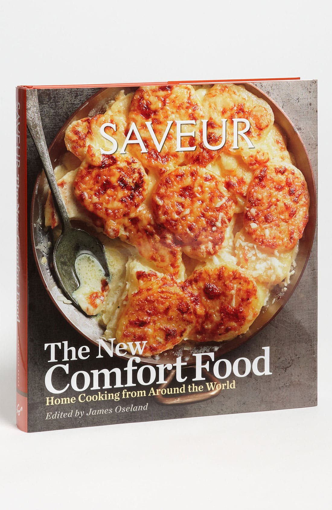 Alternate Image 1 Selected - 'Saveur - The New Comfort Food: Home Cooking From Around the World' Cookbook