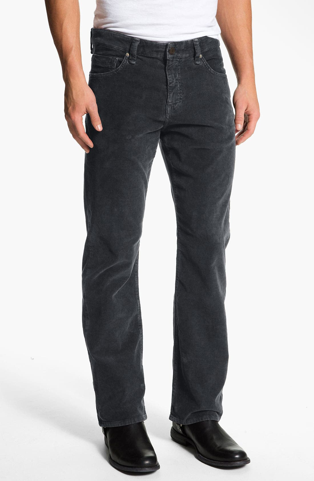 Alternate Image 2  - Mavi Jeans 'Matt' Relaxed Straight Leg Corduroy Pants