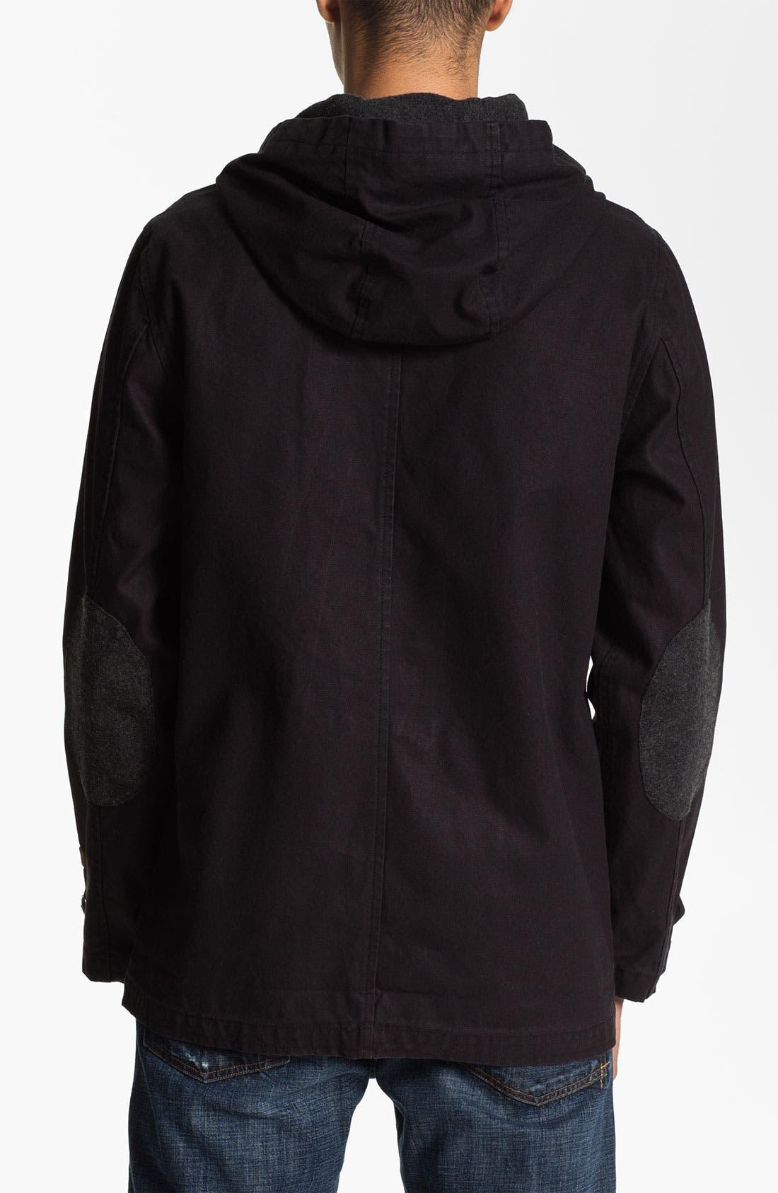 Alternate Image 2  - Obey 'Porter' Jacket