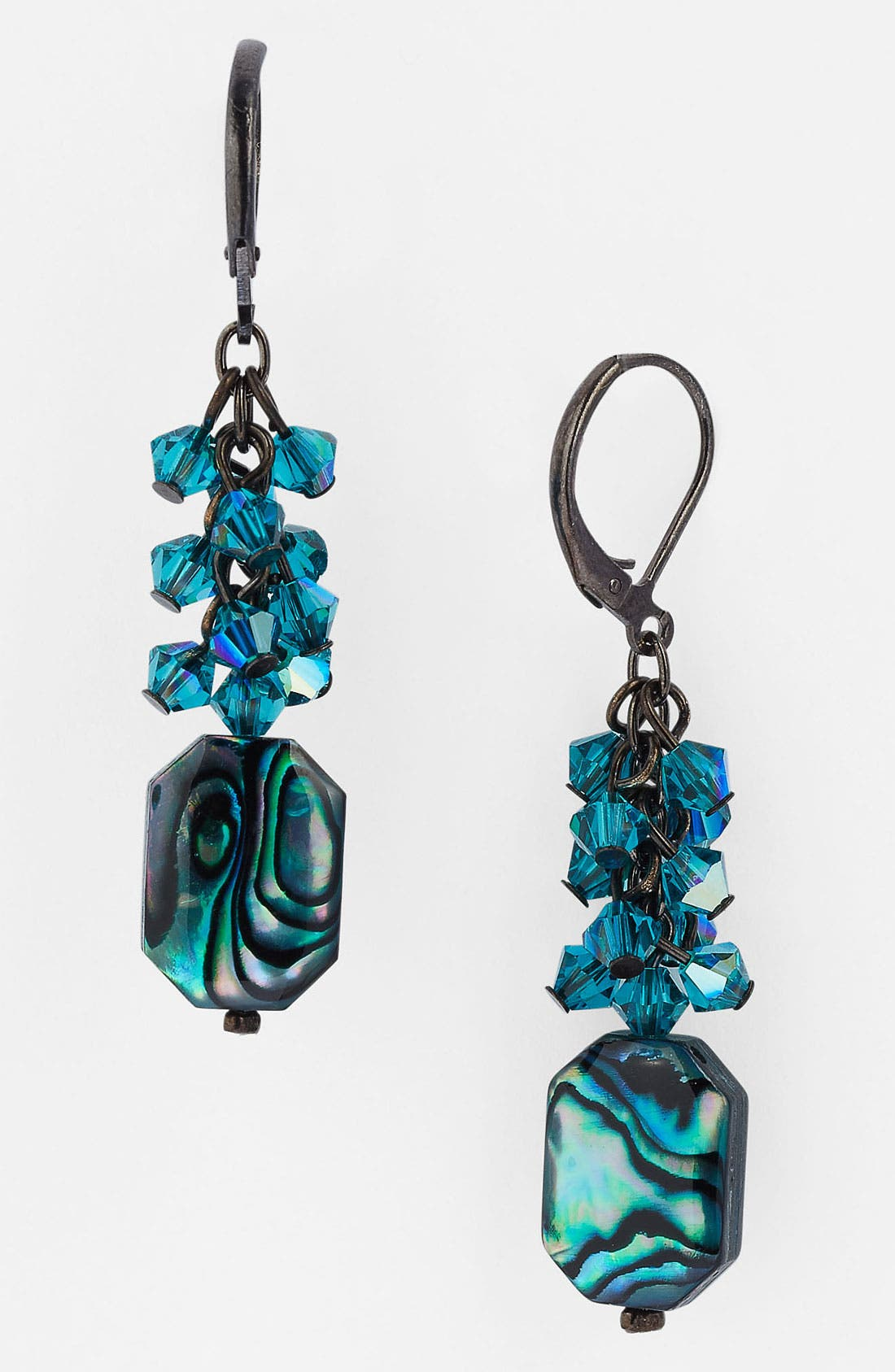 Alternate Image 1 Selected - Dabby Reid Crystal Drop Earrings