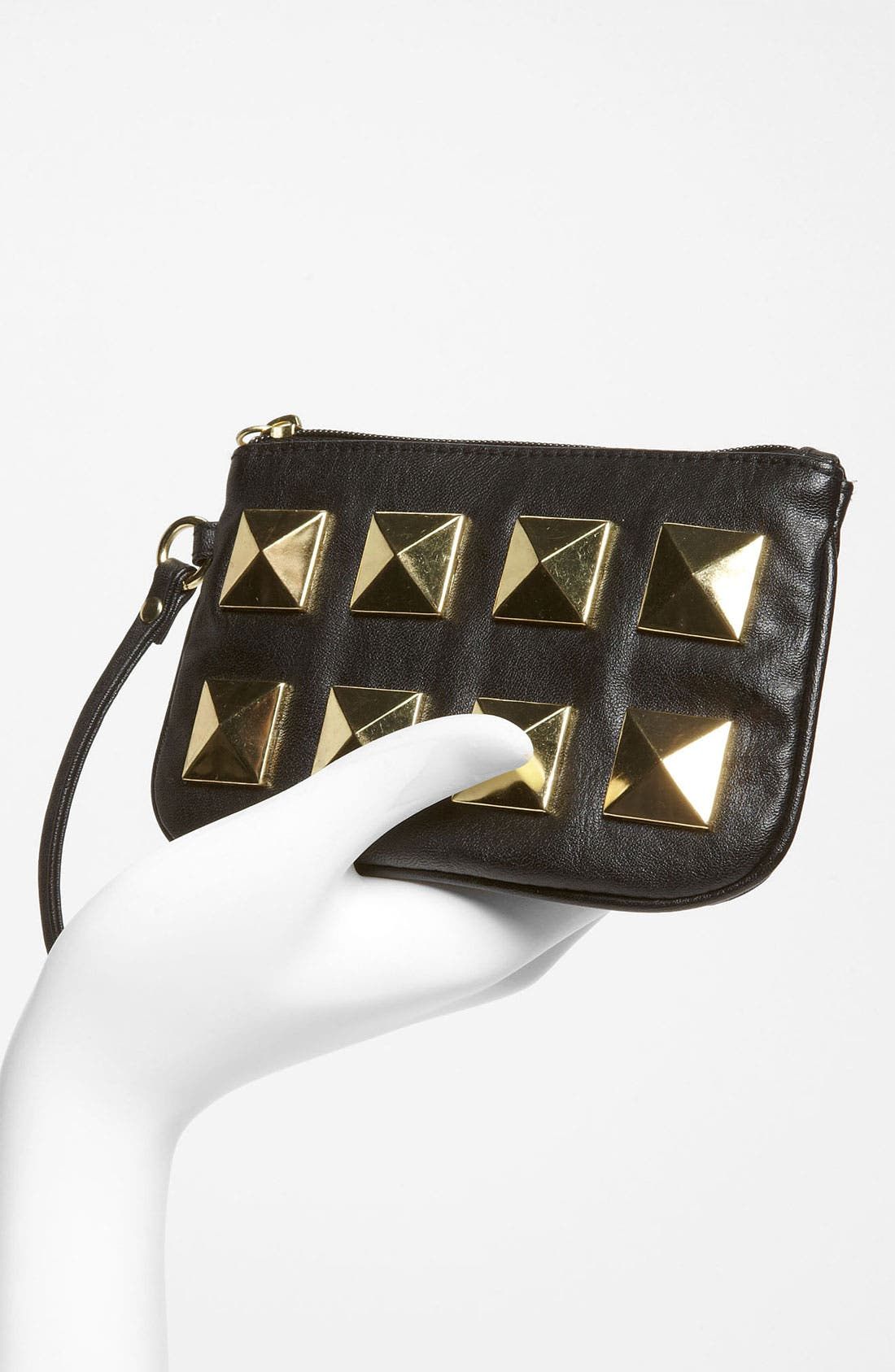 Alternate Image 2  - Lulu Studded Wristlet