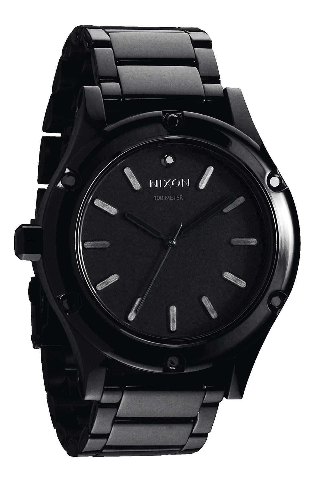 Alternate Image 1 Selected - Nixon 'The Camden' Bracelet Watch, 42mm