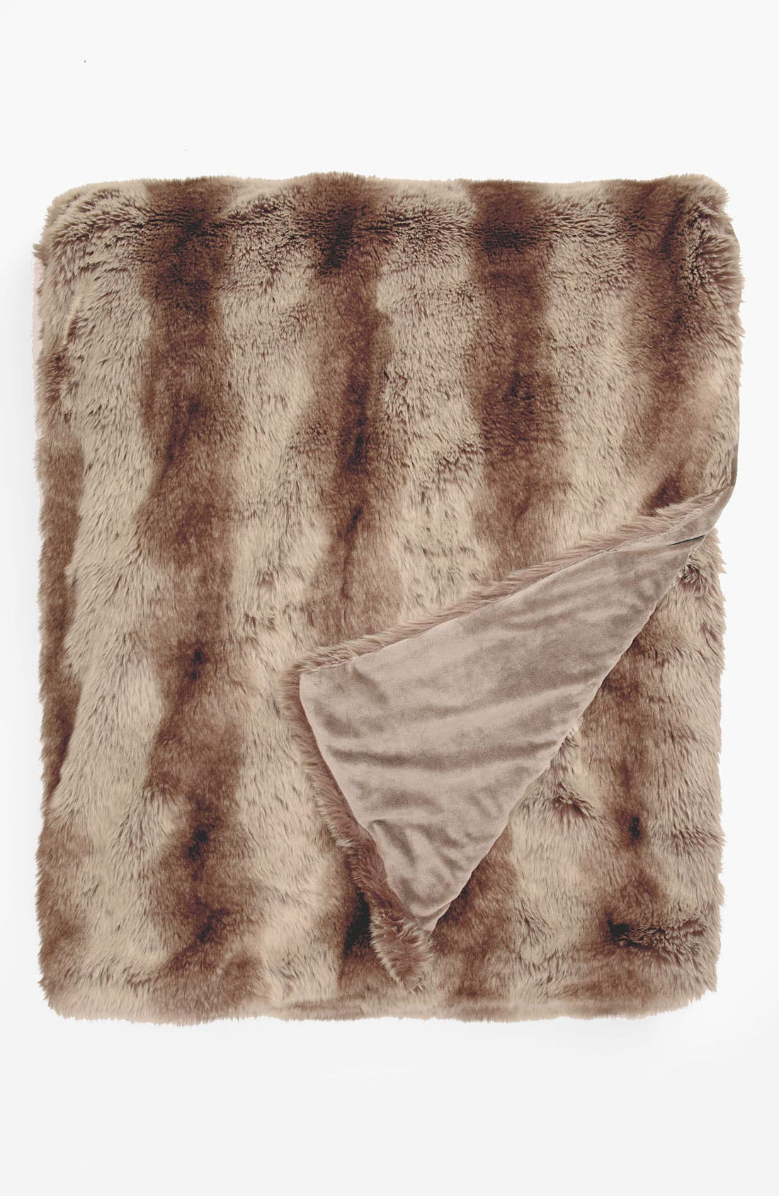Alternate Image 1 Selected - Nordstrom at Home 'Branson' Faux Fur Blanket