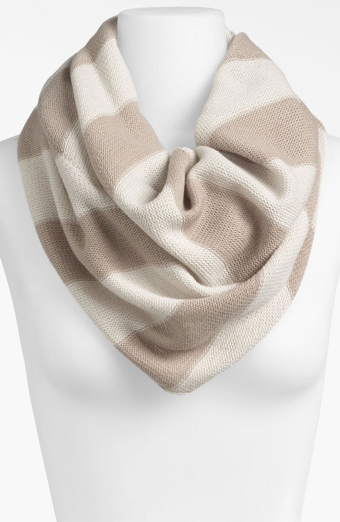 Alternate Image 1 Selected - BP. Rugby Stripe Infinity Scarf