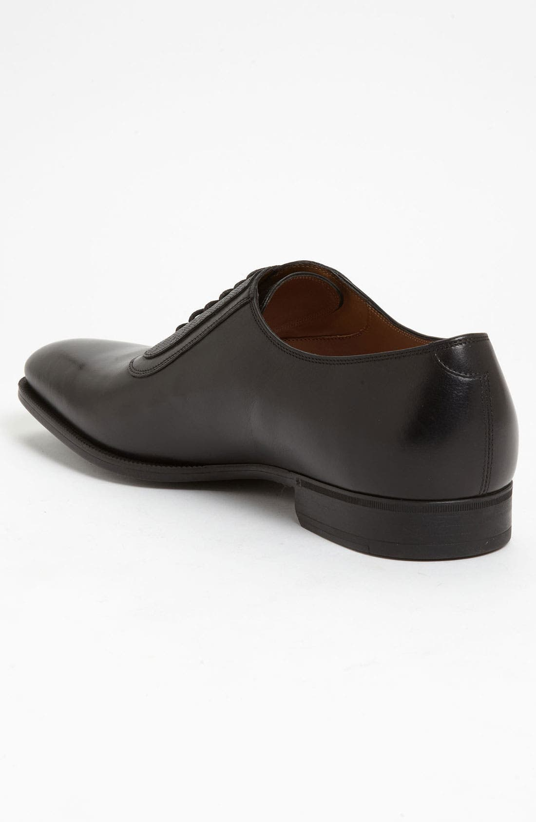 Alternate Image 2  - Gucci 'Noort' Plain Toe Oxford