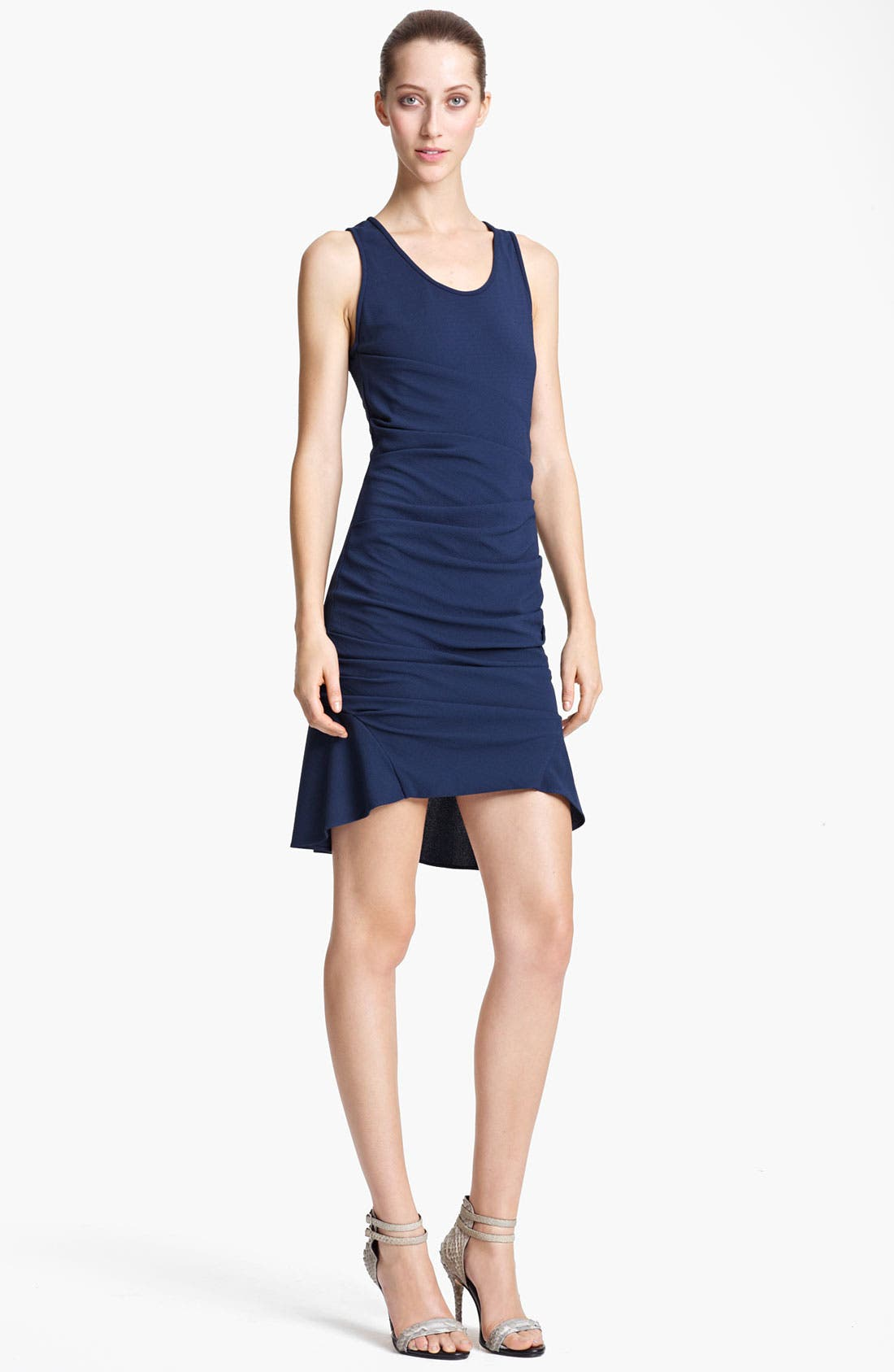 Alternate Image 1 Selected - Yigal Azrouël Matte Crepe Jersey Dress