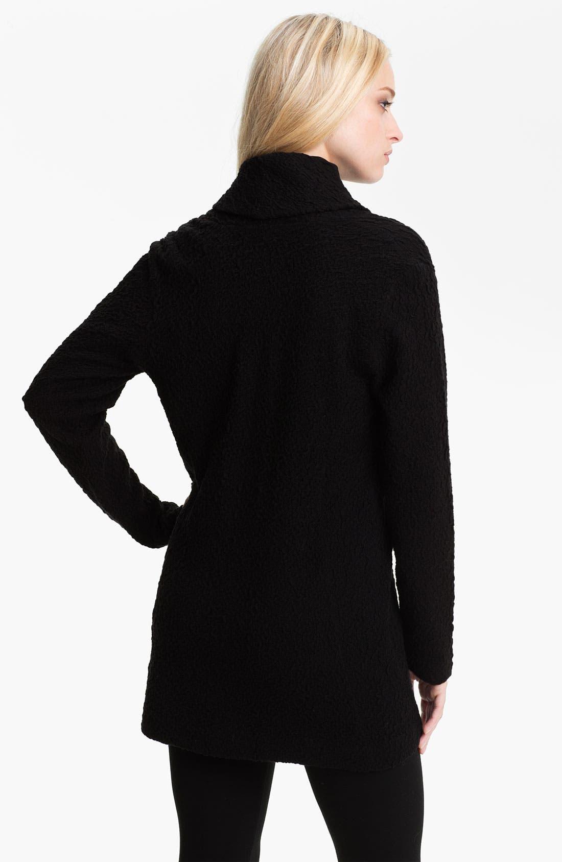 Alternate Image 2  - Eileen Fisher Long Jacket