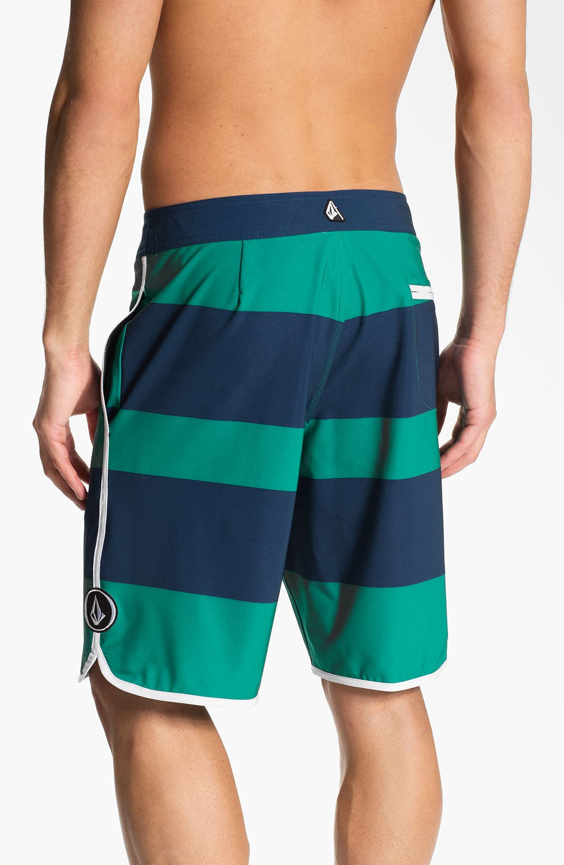 Alternate Image 2  - Volcom 'Scallop' Board Shorts
