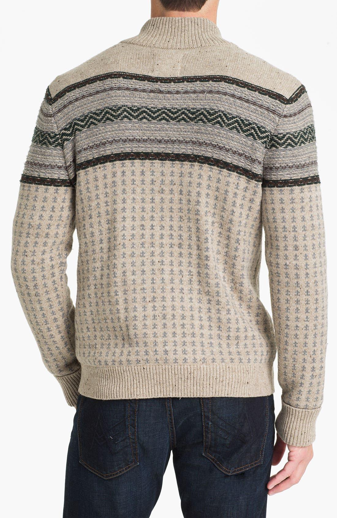 Alternate Image 2  - life/after/denim 'Arno' Sweater