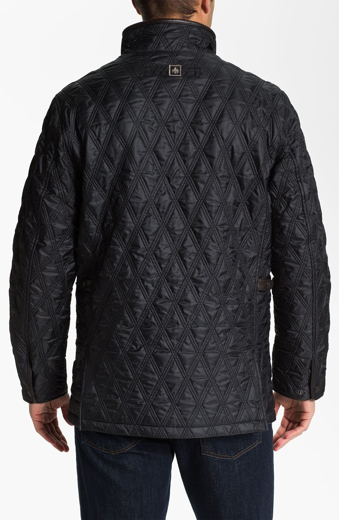 Alternate Image 2  - RAINFOREST Quilted Jacket