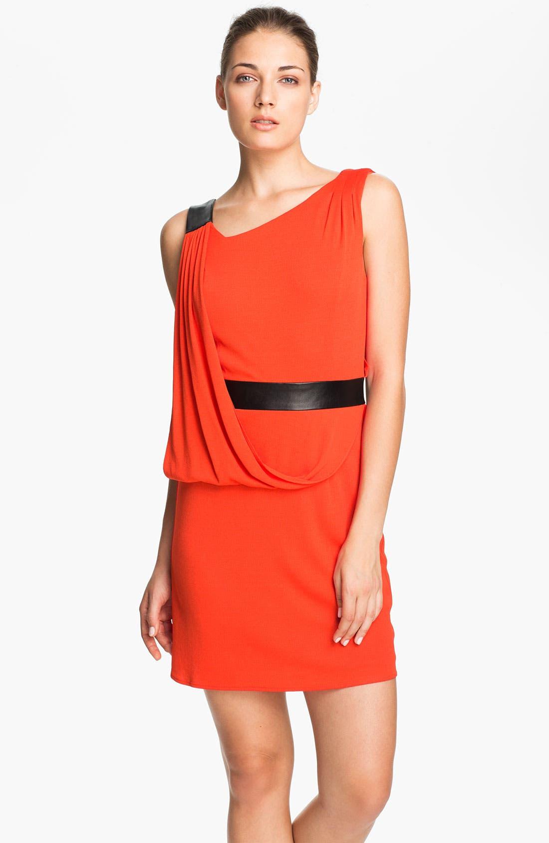 Main Image - Milly 'Iris' Knit Sheath Dress