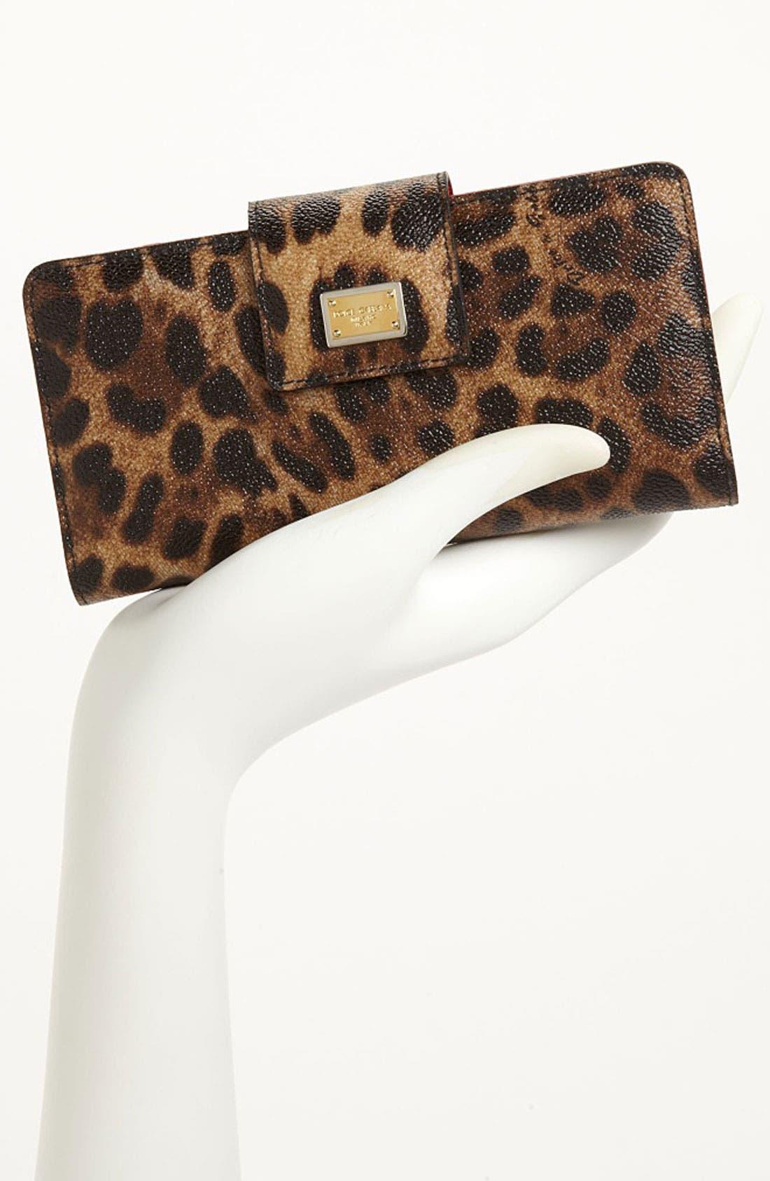 Alternate Image 2  - Dolce&Gabbana Continental Wallet