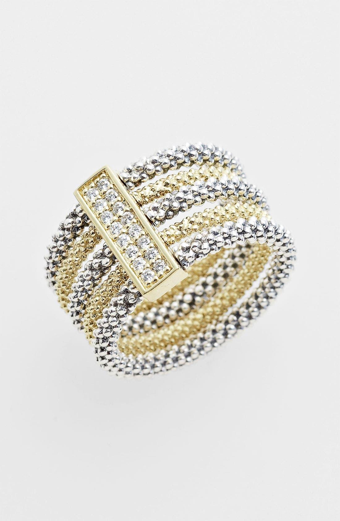 Main Image - LAGOS 'Soirée' Stack Ring