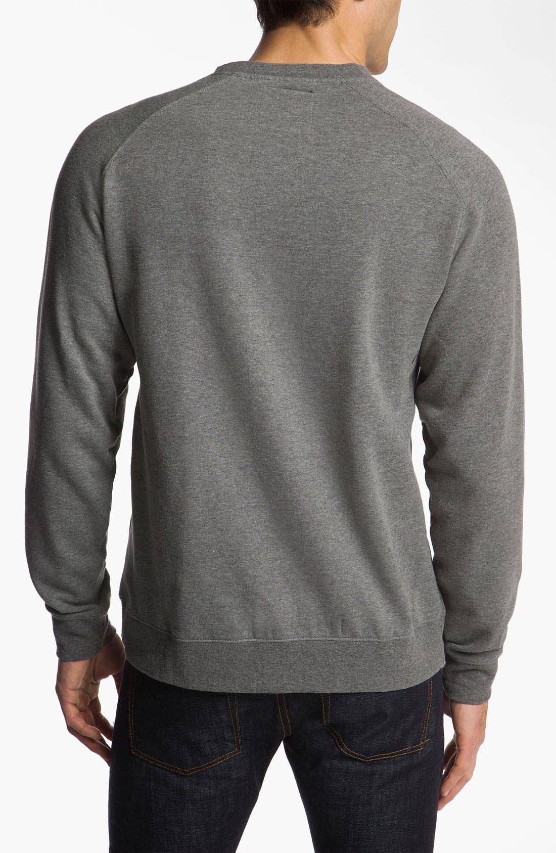 Alternate Image 2  - Katin 'Vintage Panel' Sweatshirt