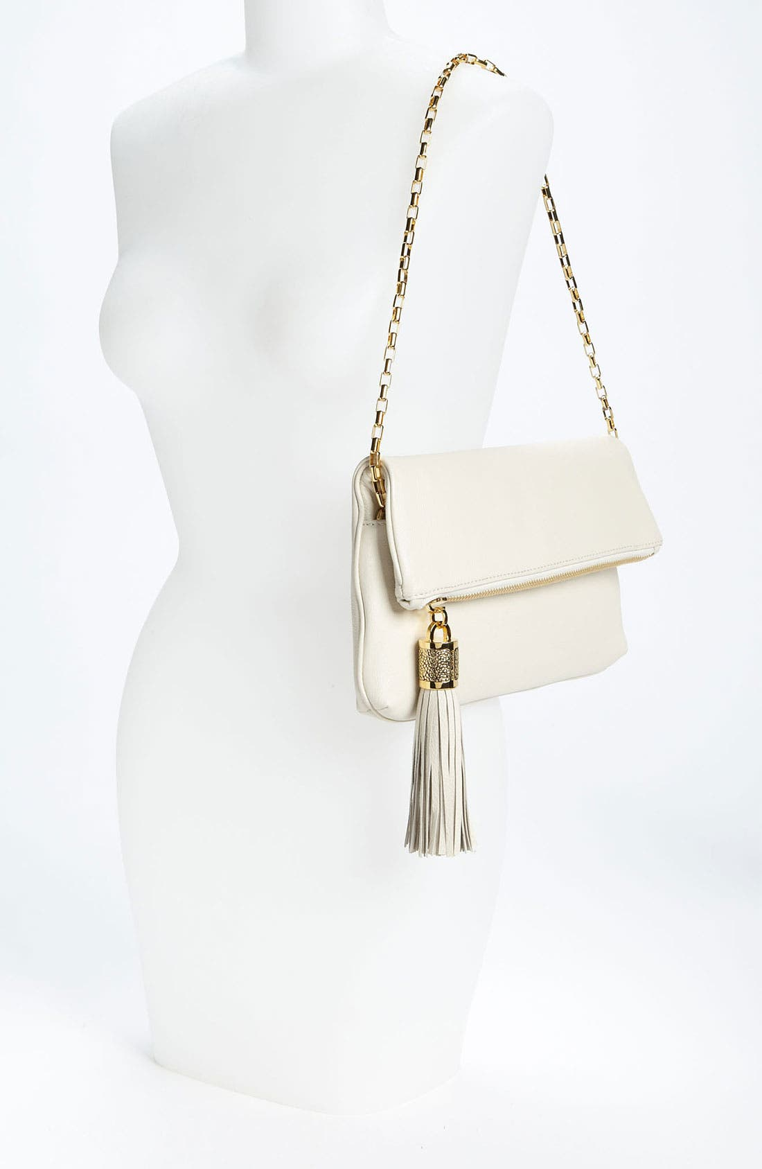 Alternate Image 2  - Michael Kors 'Tonne' Leather Shoulder Bag