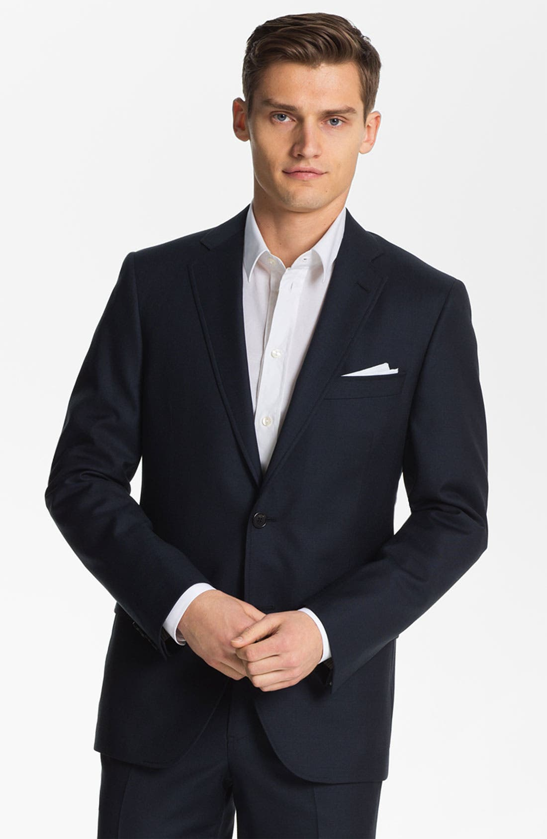 Main Image - Billy Reid 'Campbell - Heirloom Collection' Wool Suit