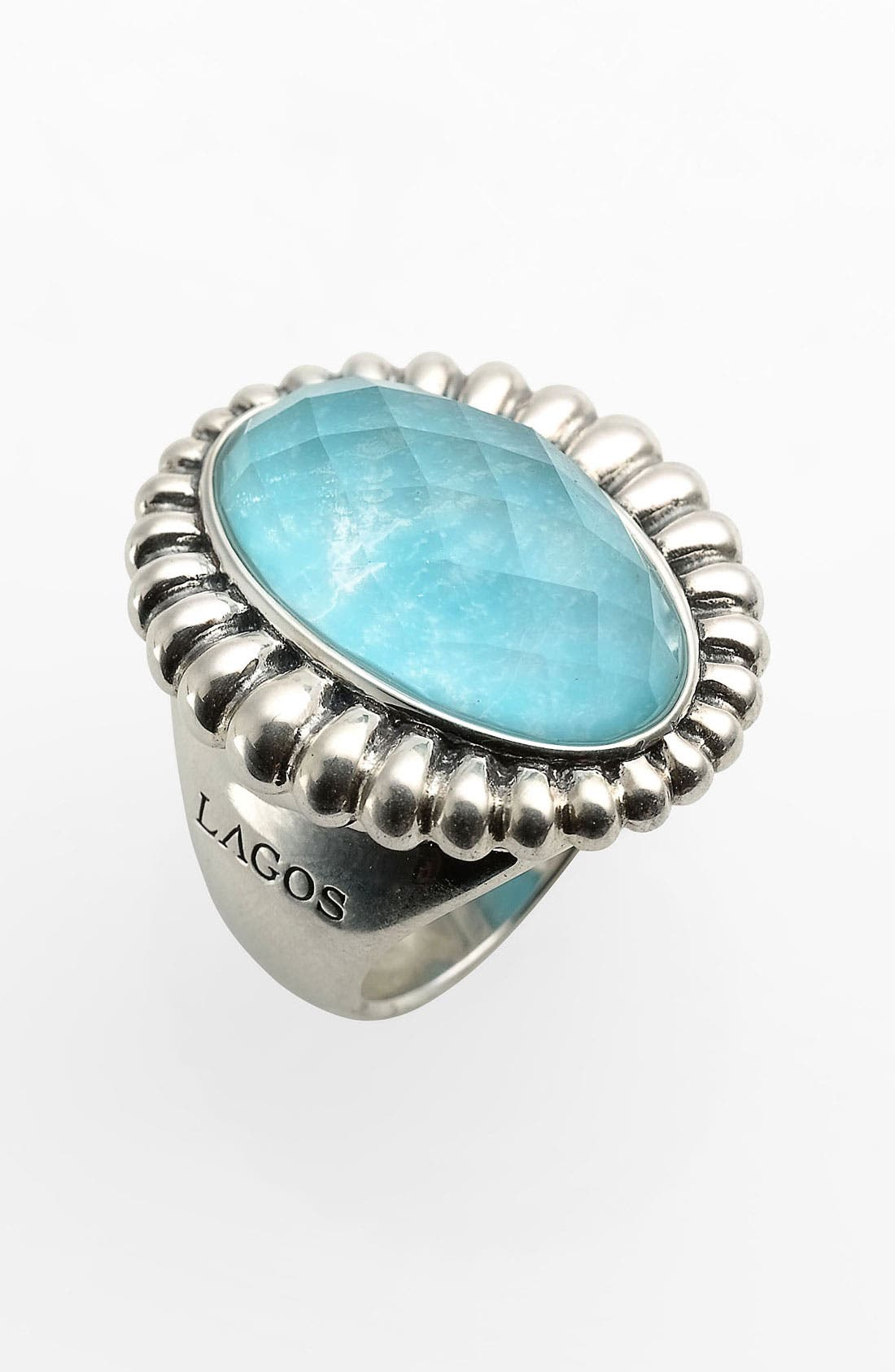Alternate Image 1 Selected - LAGOS Stone Ring