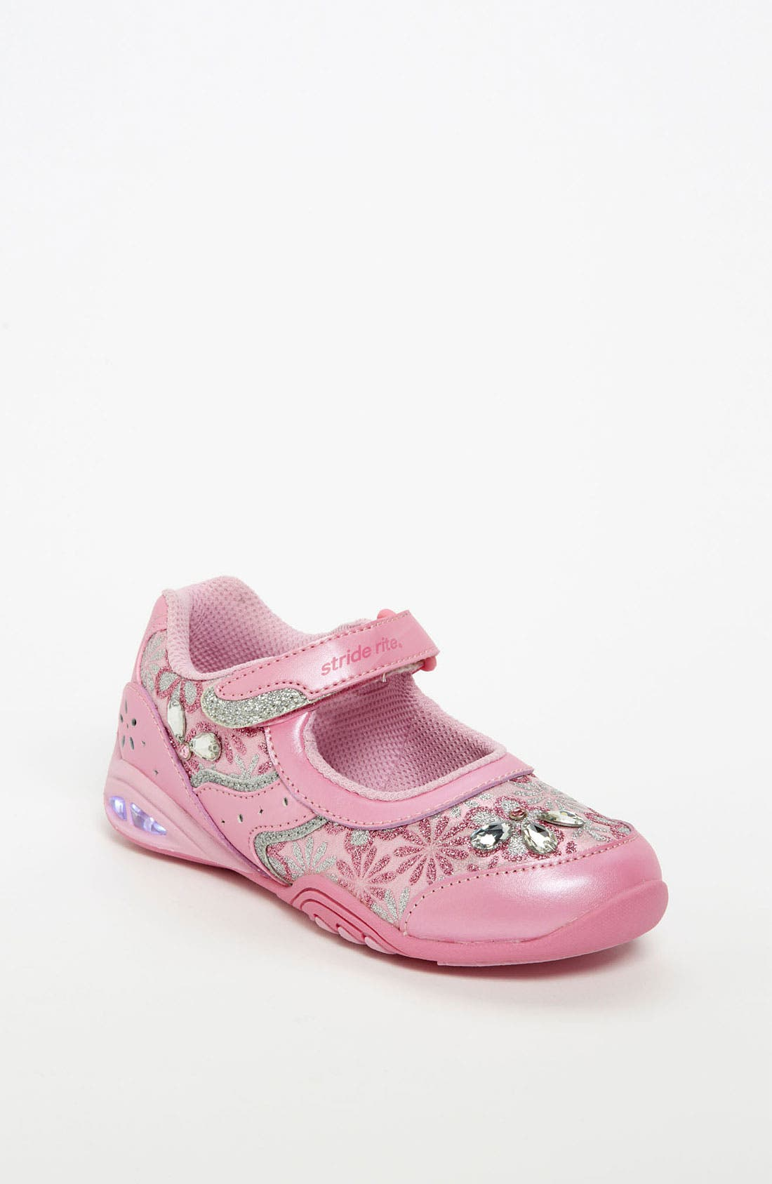 Alternate Image 1 Selected - Stride Rite 'Rae' Sneaker (Walker, Toddler & Little Kid)