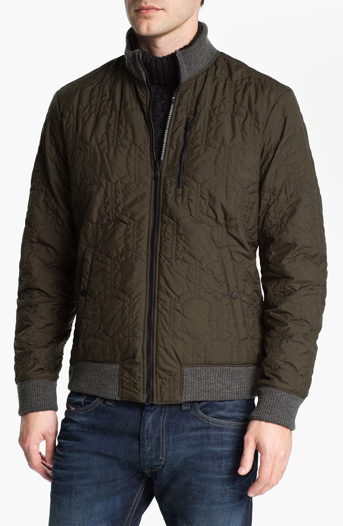Alternate Image 1 Selected - Victorinox Swiss Army® Insulated Reversible Liner Jacket (Online Exclusive)