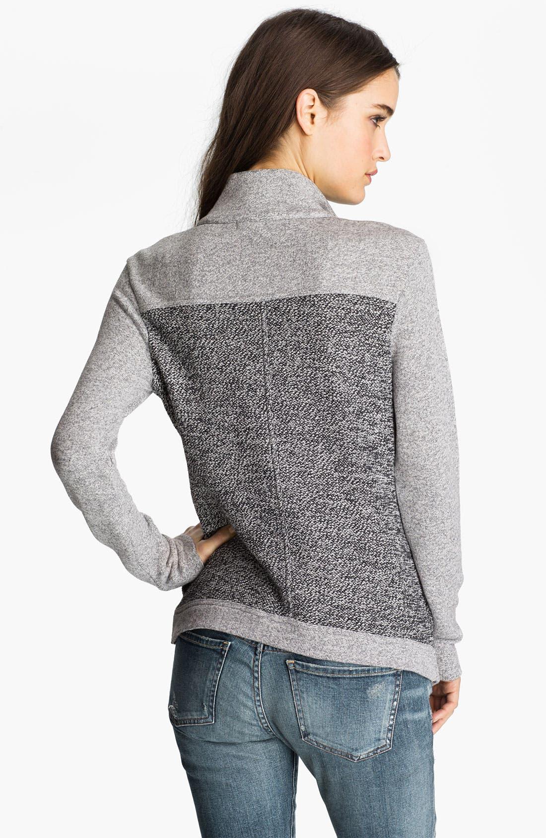 Alternate Image 2  - Stem Asymmetrical Zip Jacket