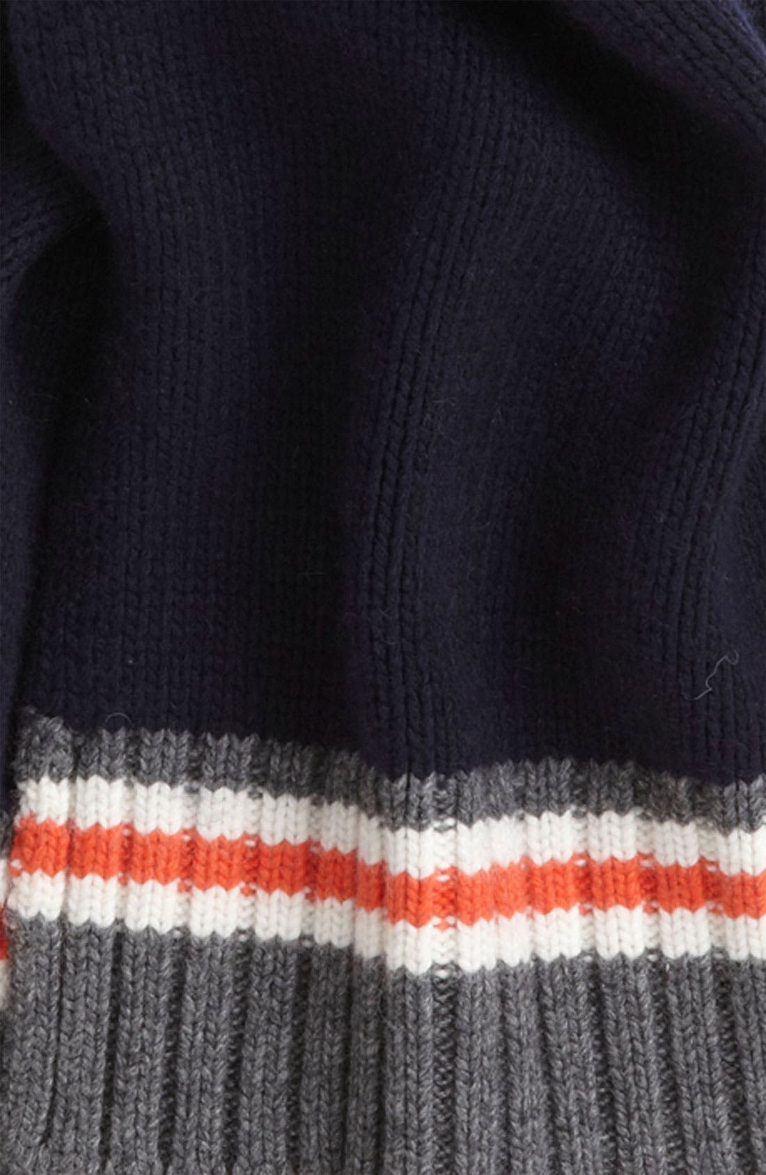 Alternate Image 2  - Lacoste 'Toboggan' Knit Scarf