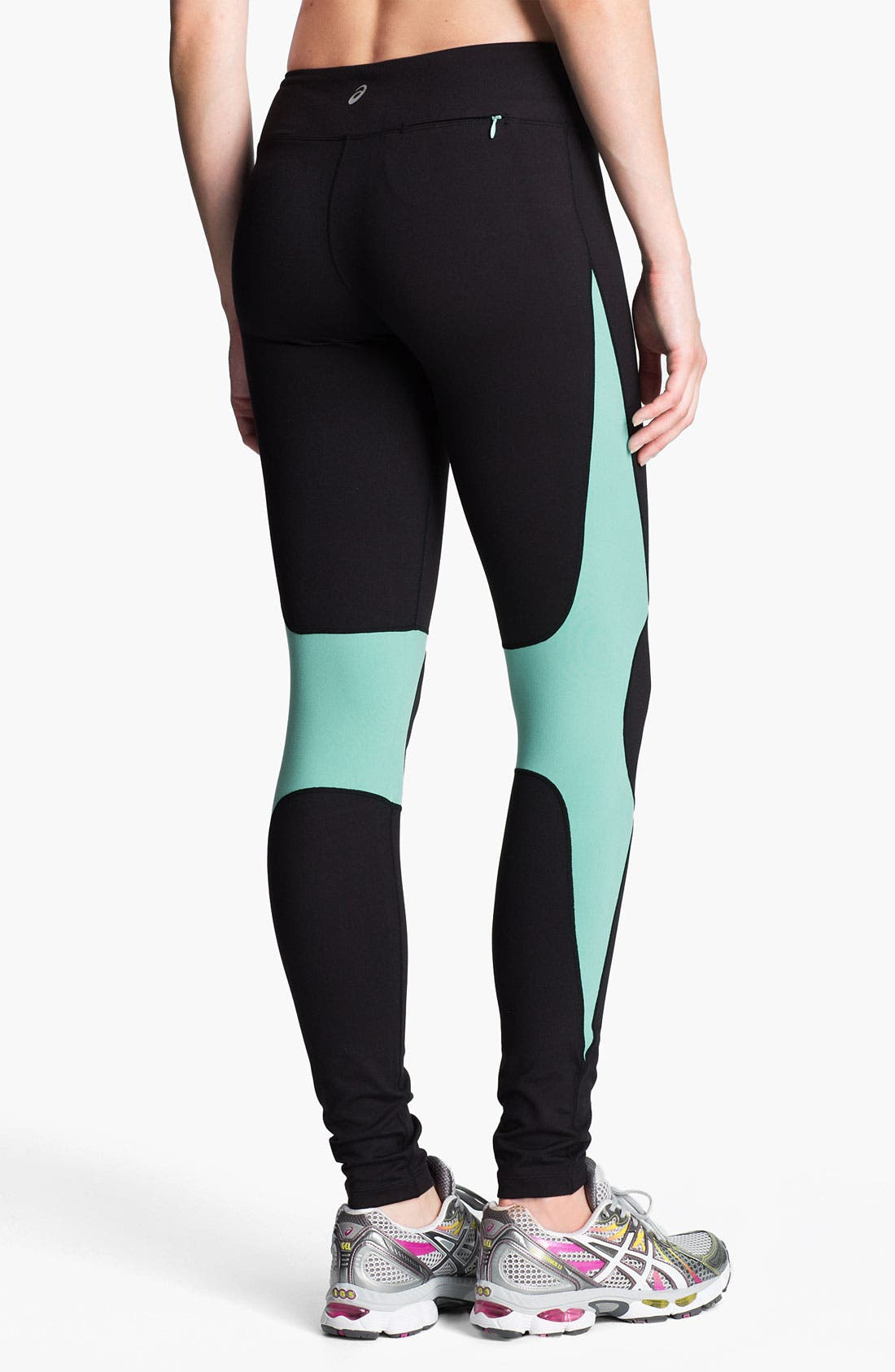 Alternate Image 2  - ASICS® 'Hancox' Leggings