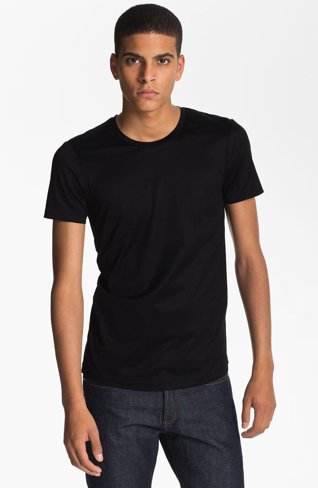 Alternate Image 1 Selected - Jil Sander Crewneck T-Shirt