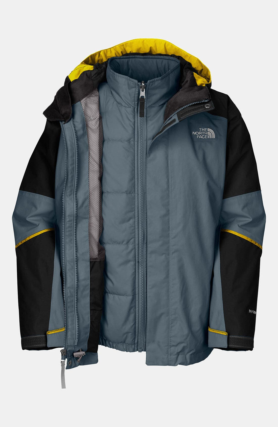 Alternate Image 1 Selected - The North Face 'Traece' TriClimate® 3-in-1 Jacket (Little Boys & Big Boys)