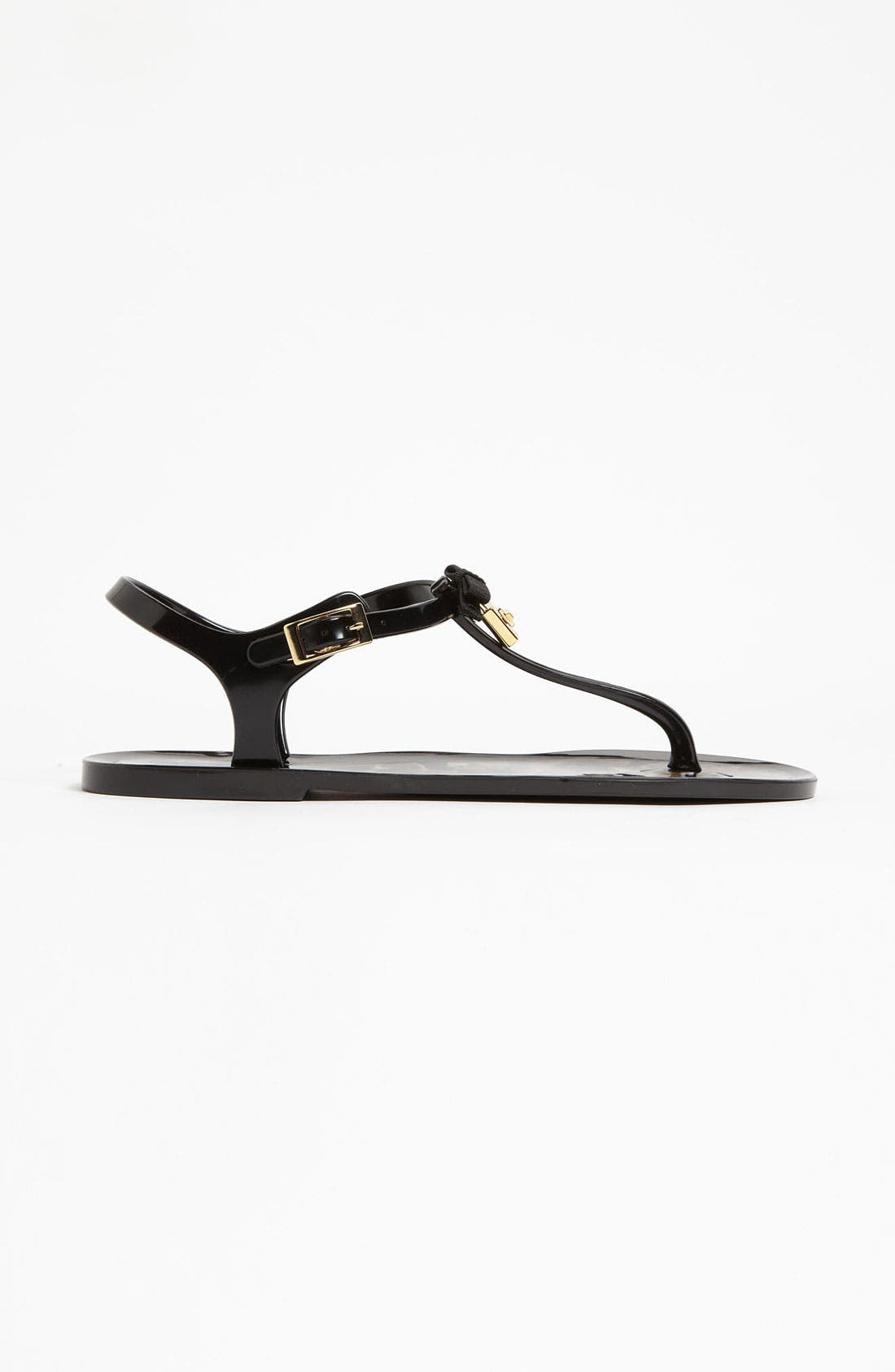 Alternate Image 4  - Dolce&Gabbana Jelly Thong Sandal