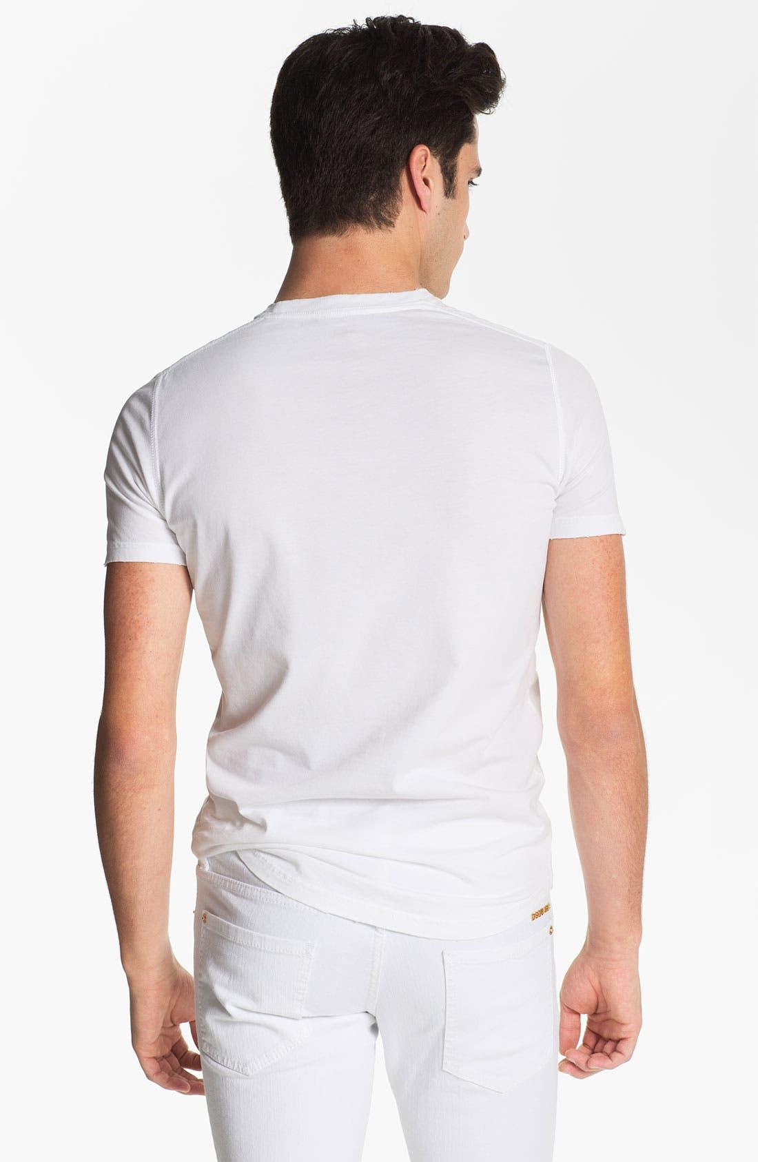 Alternate Image 2  - Dsquared2 Logo Print T-Shirt