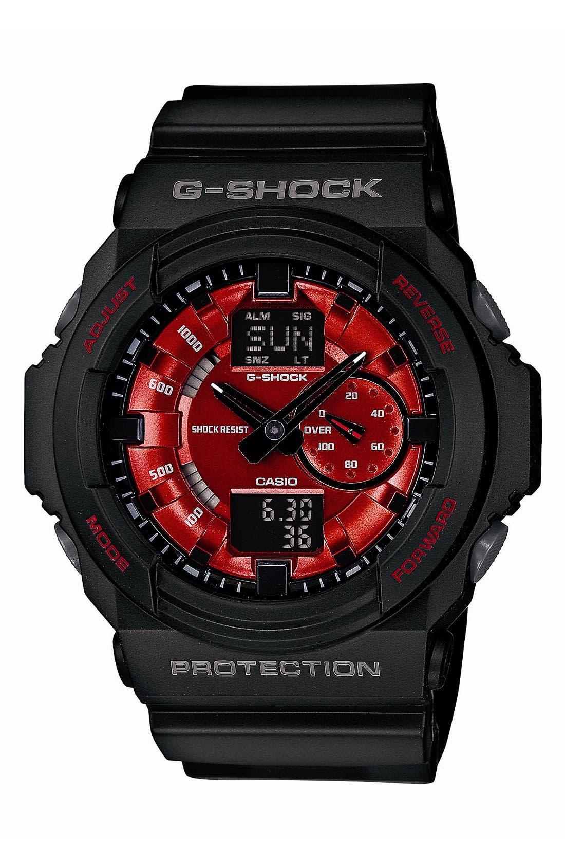 Main Image - G-Shock Dual Movement Watch, 52mm