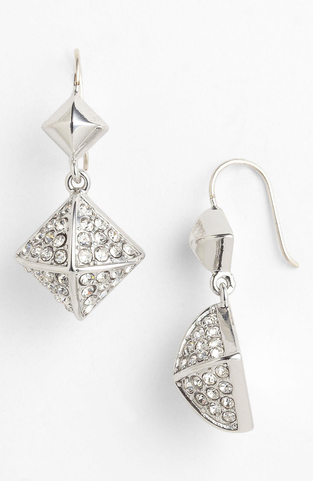 Alternate Image 1 Selected - Juicy Couture Drop Earrings