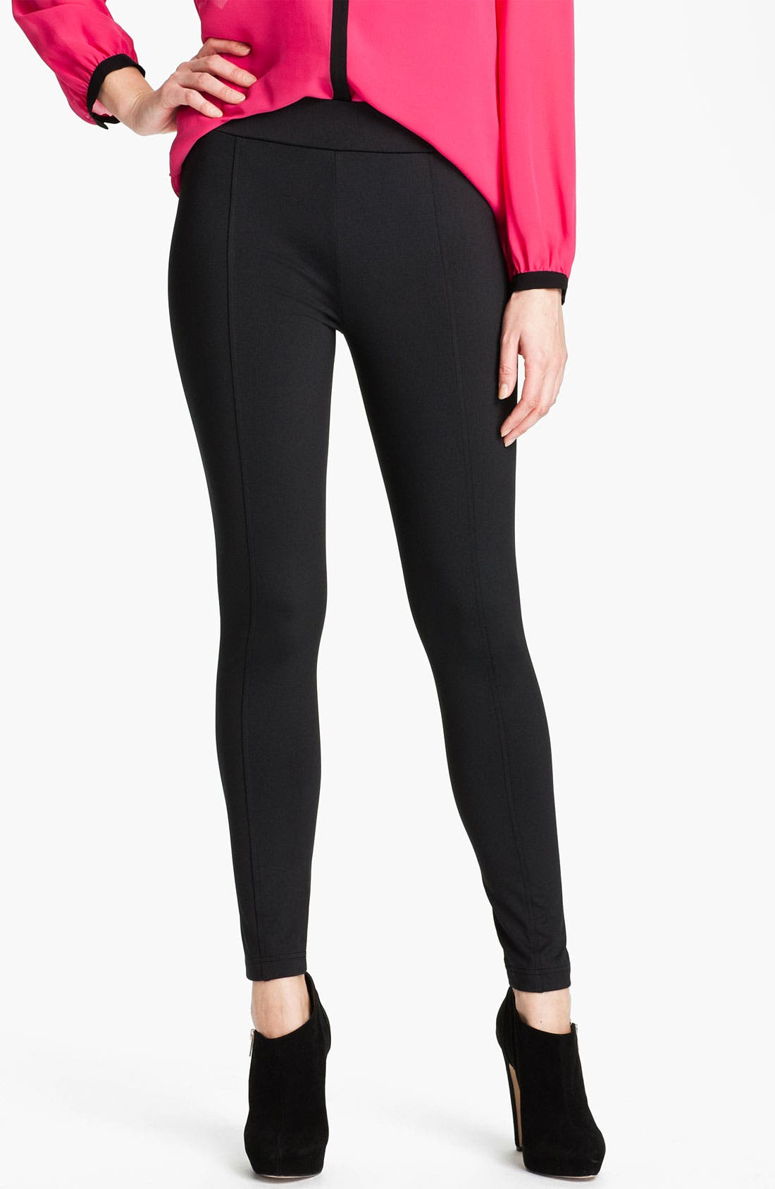 Main Image - DKNYC Seamed Leggings