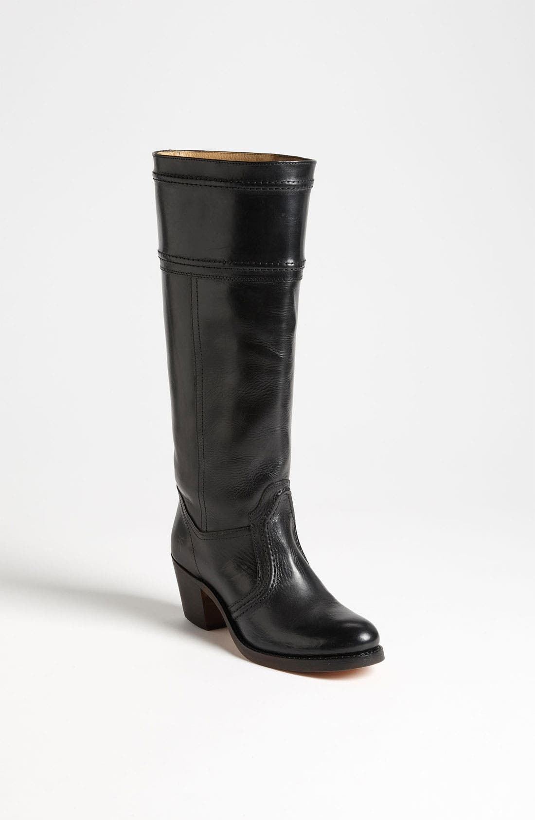 Alternate Image 1 Selected - Frye 'Jane 14' Tall Pull-On Boot (Wide Calf)