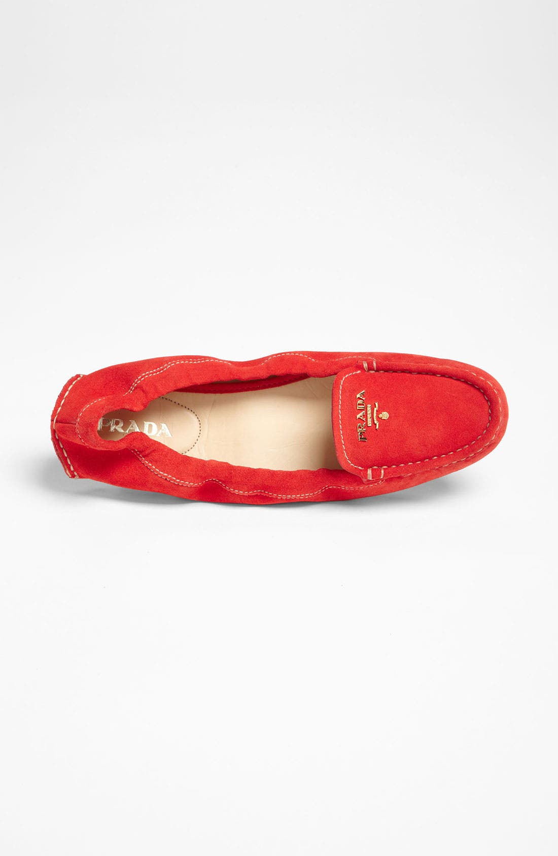 Alternate Image 3  - Prada Scrunch Loafer