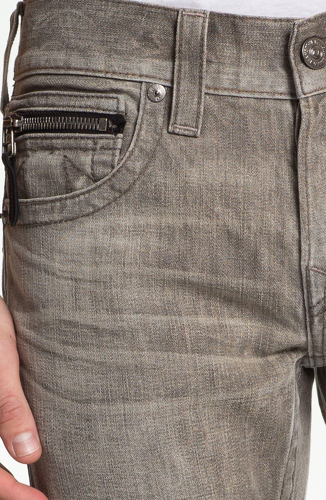 Alternate Image 4  - True Religion Brand Jeans 'Rocco' Slim Straight Leg Jeans (Ashland) (Online Exclusive)