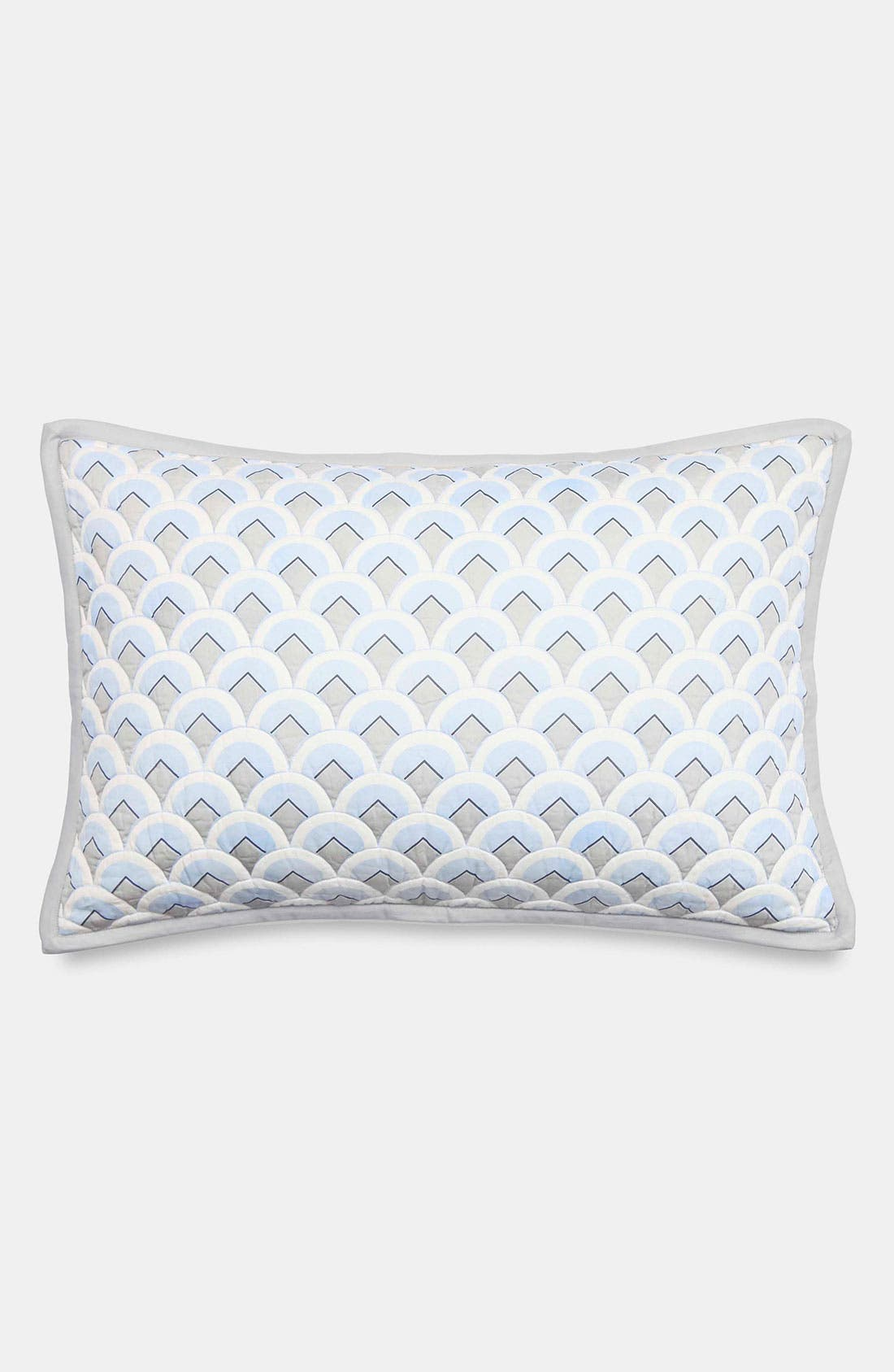 Main Image - kate spade new york 'deco geo' 400 thread count pillow sham