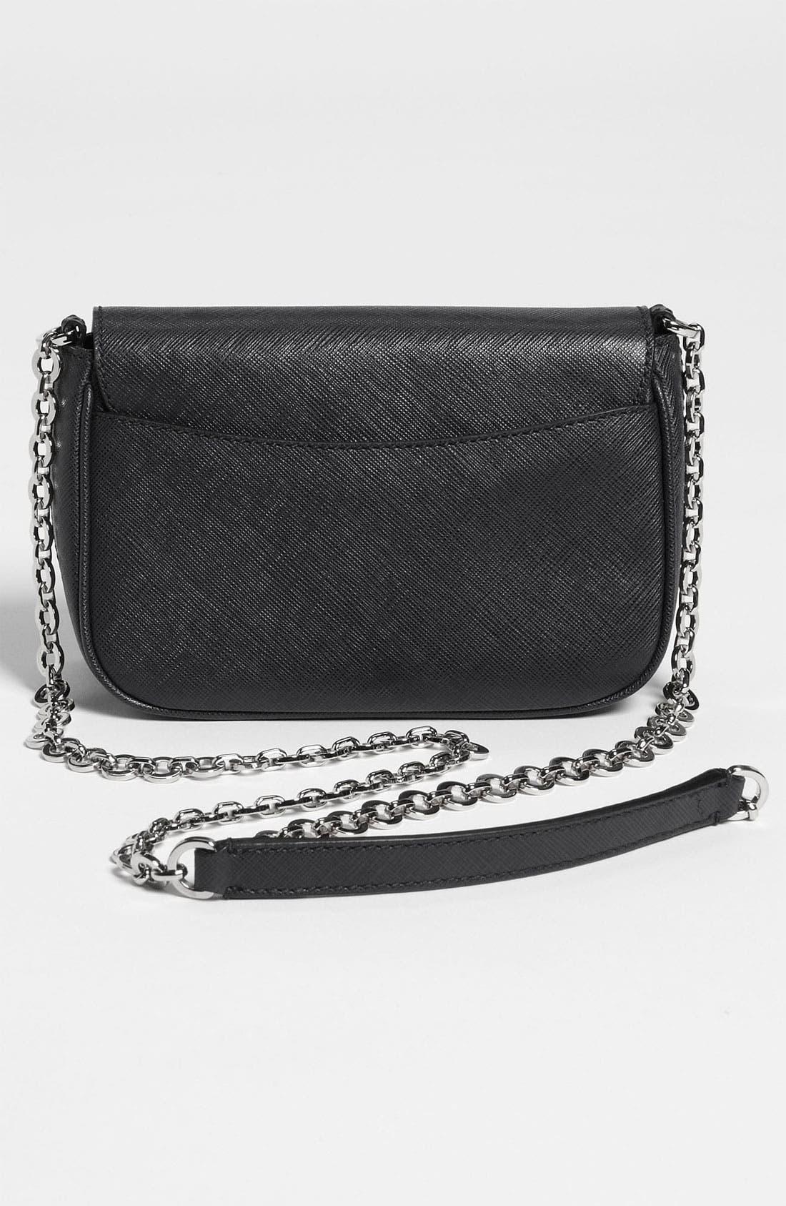 Alternate Image 4  - Salvatore Ferragamo 'Fancy' Leather Shoulder Bag