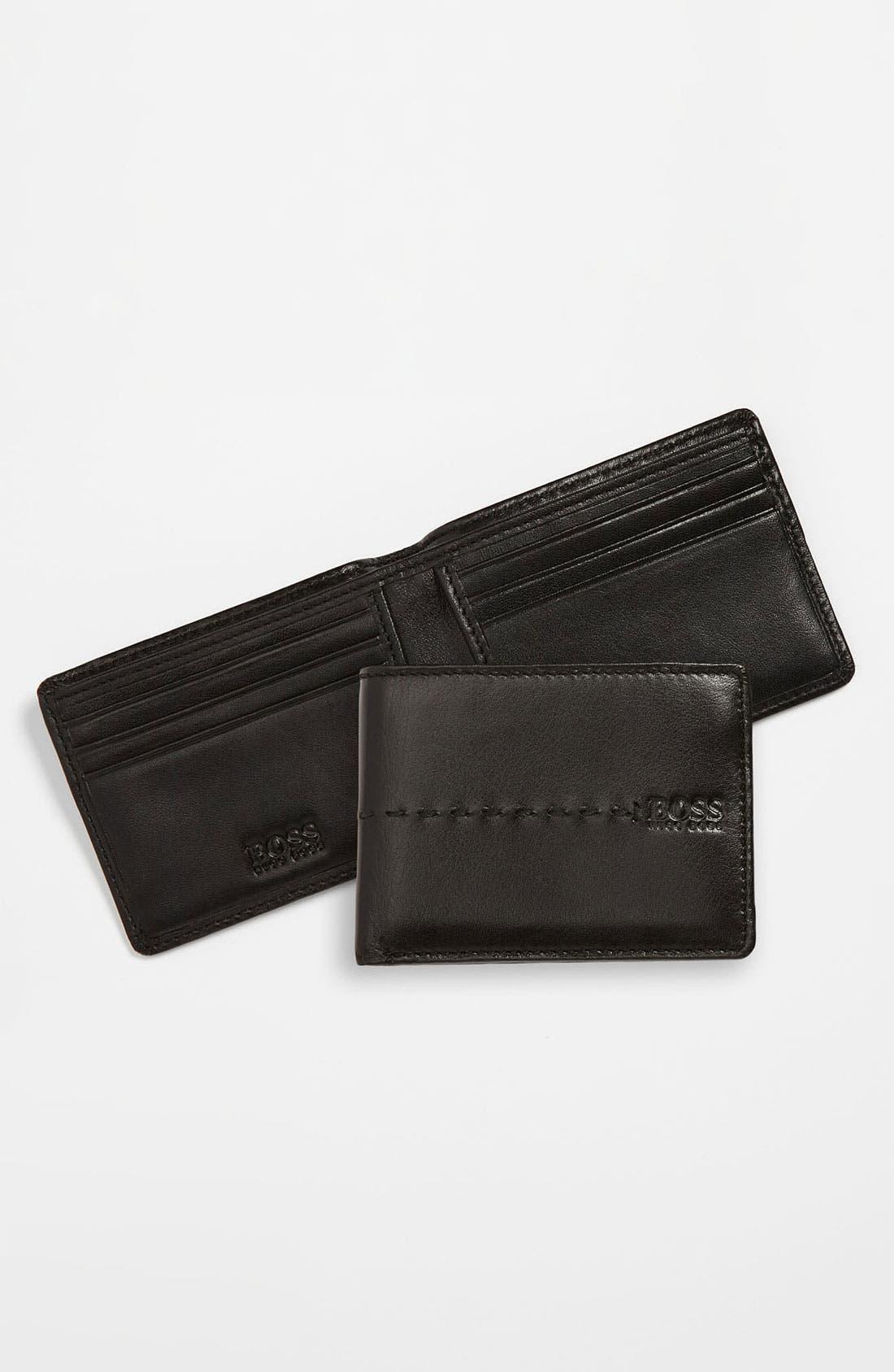 Alternate Image 1 Selected - BOSS HUGO BOSS 'Kishimo' Wallet