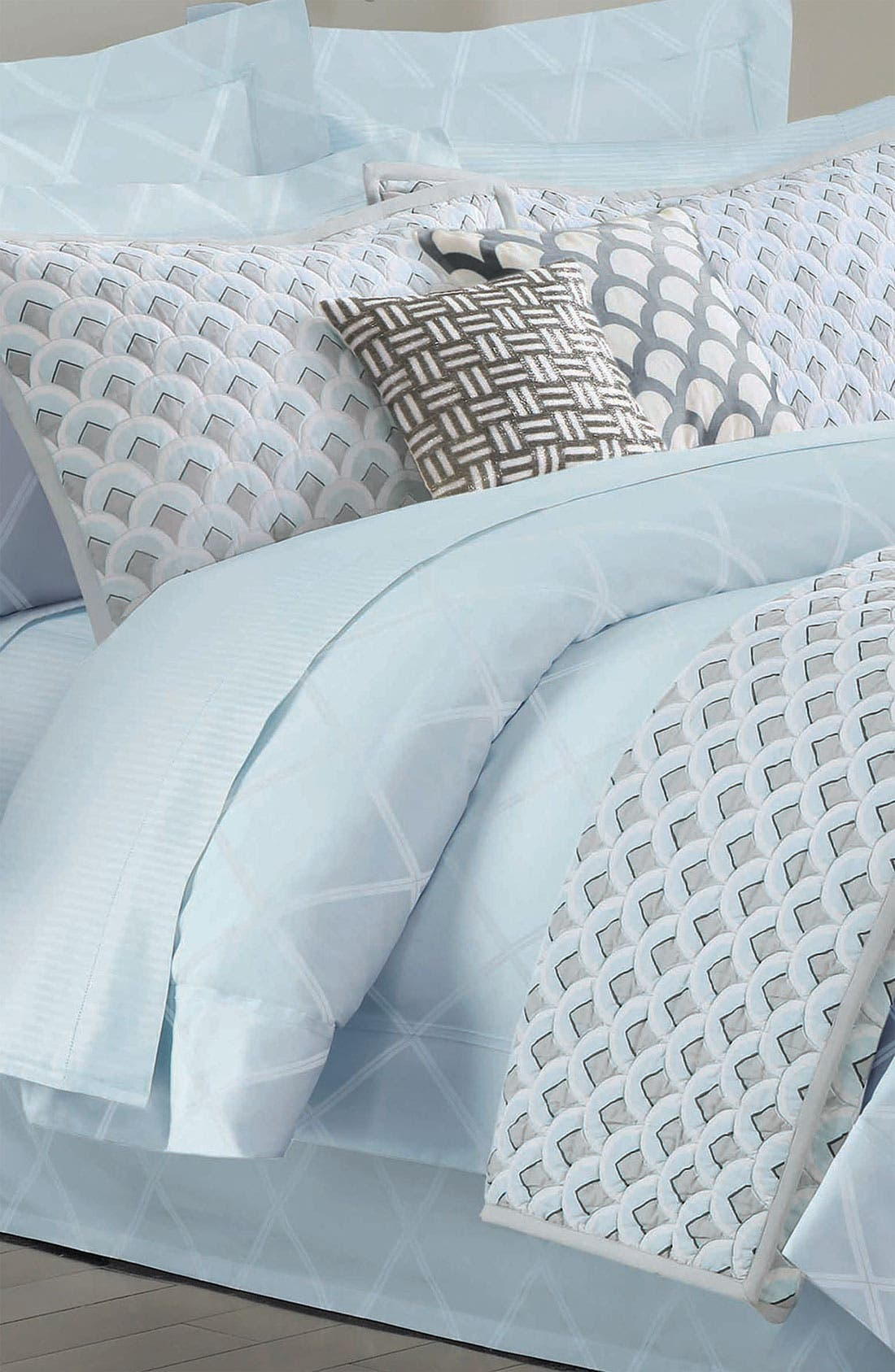 Alternate Image 1 Selected - kate spade new york 'magnolia park' 300 thread count duvet cover