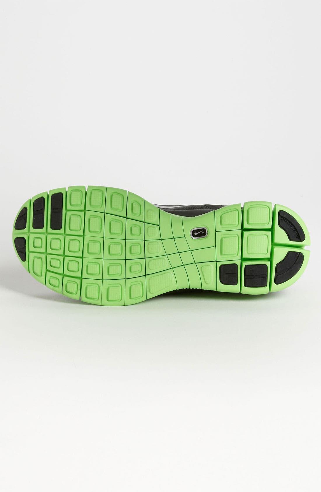 Alternate Image 4  - Nike 'Free Run+ 3' Running Shoe (Men)