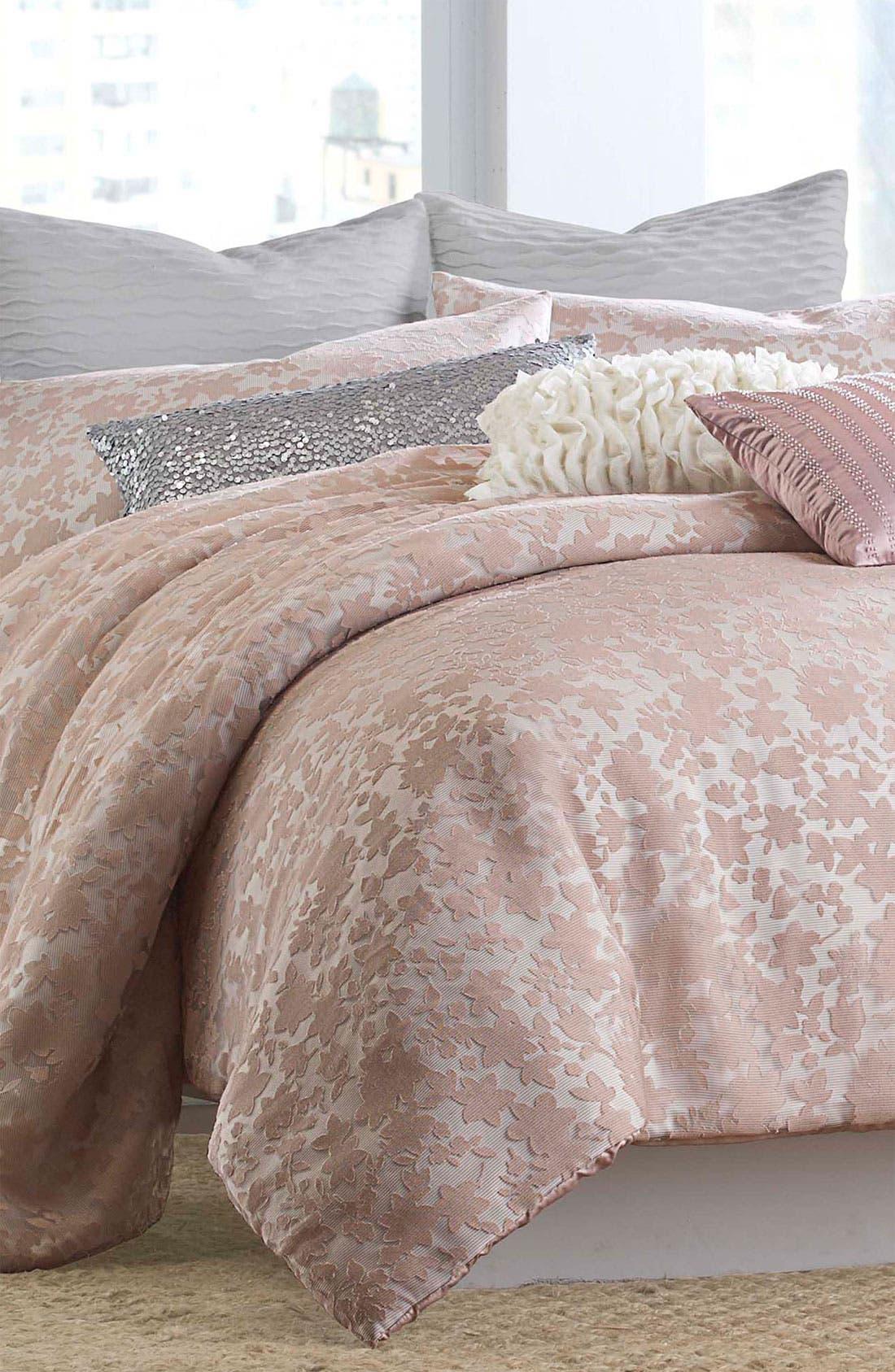 Alternate Image 1 Selected - DKNY 'Sweet Escape' Floral Comforter