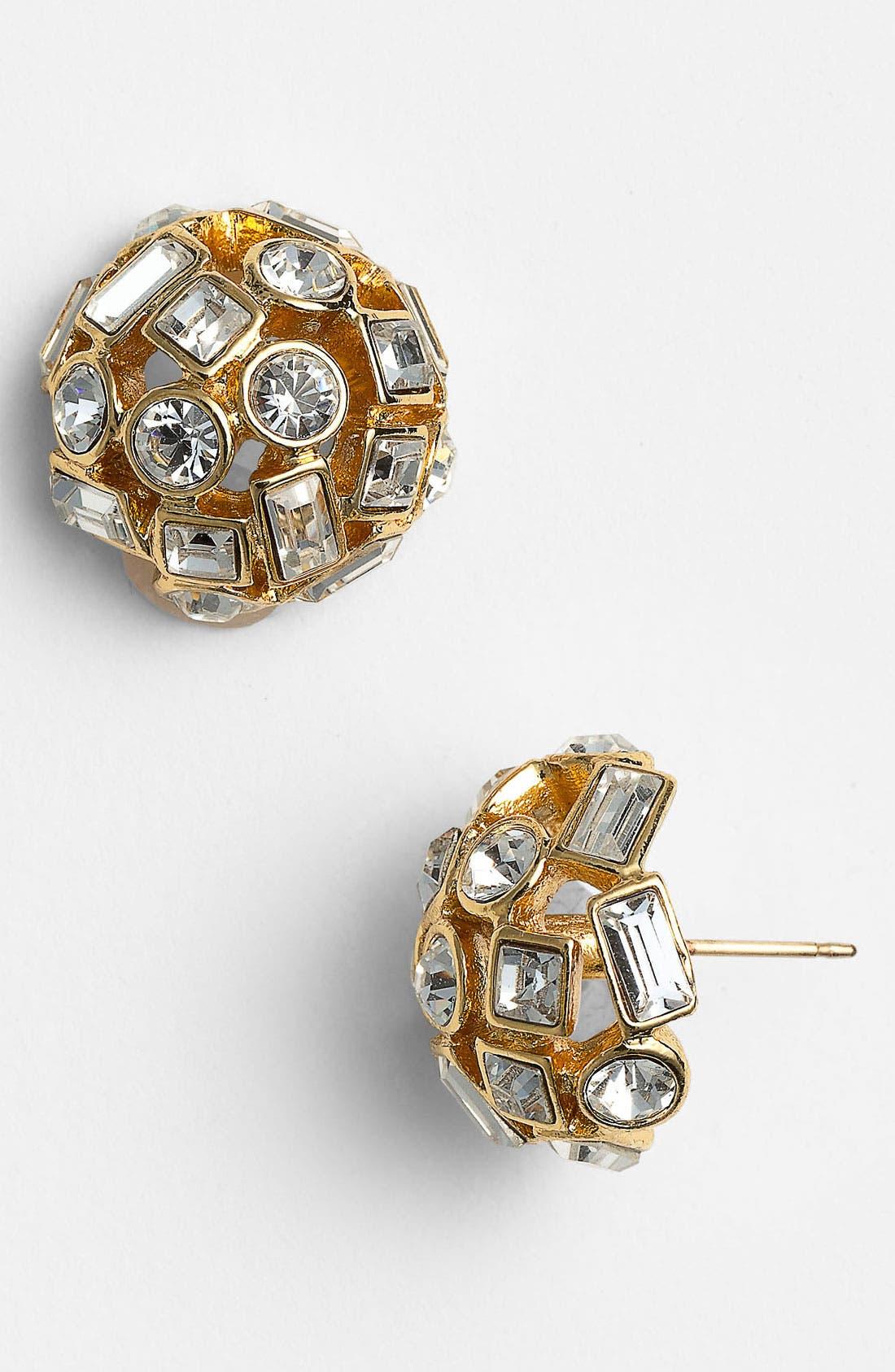 Alternate Image 1 Selected - kate spade new york 'kaleidoball' stud earrings
