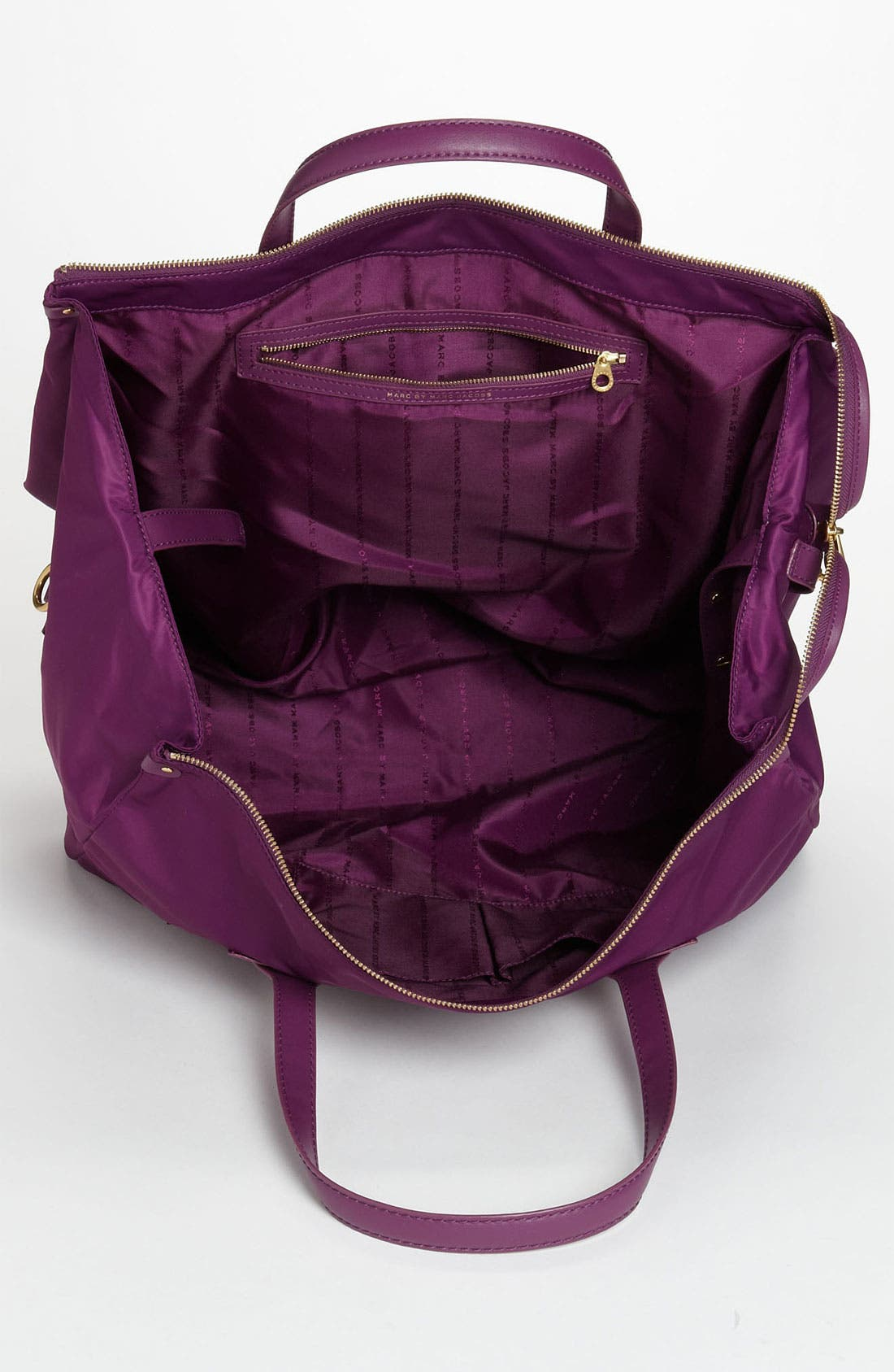 Alternate Image 3  - MARC BY MARC JACOBS 'Preppy Nylon - Pearl' Duffel Bag