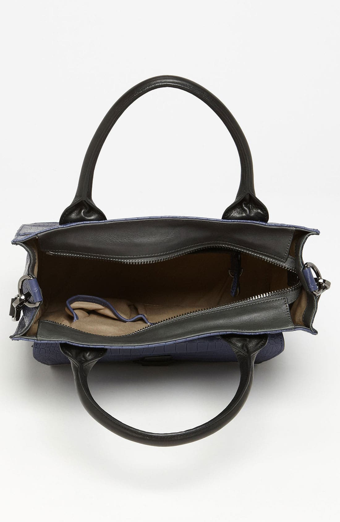 Alternate Image 3  - Kenneth Cole New York 'Belt One Back' Satchel