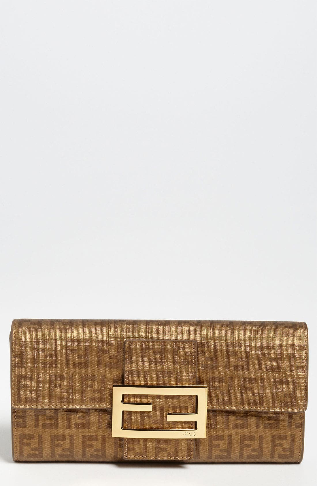 Alternate Image 1 Selected - Fendi 'Forever' Continental Wallet