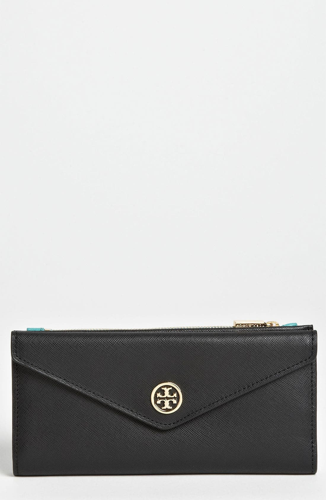 Alternate Image 1 Selected - Tory Burch 'Robinson' Envelope Wallet