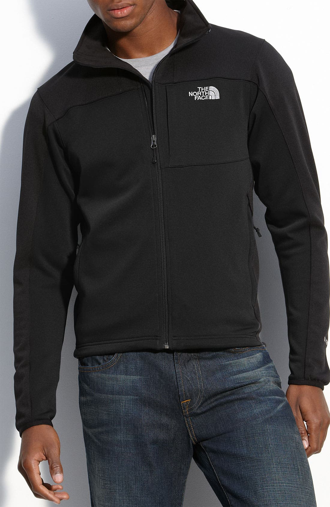 Alternate Image 1 Selected - The North Face 'Momentum' Performance Jacket